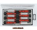 Felo precision screwdriver set 6pc. Torx/Hex