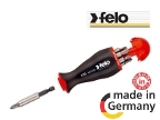 Felo chunky screwdriver with bitholder
