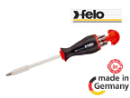 Felo chunky screwdriver with long bitholder