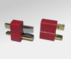 1 pair Dean connector with socket gold platet